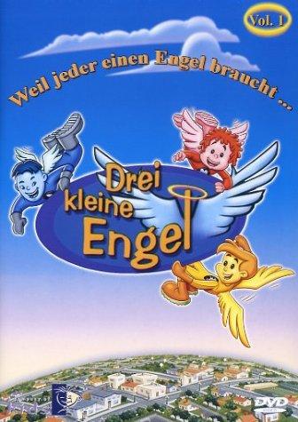 کارتون آموزش زبان آلمانی Drei kleine Engel