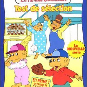 کارتون آموزش زبان فرانسوی la famille Berenstain