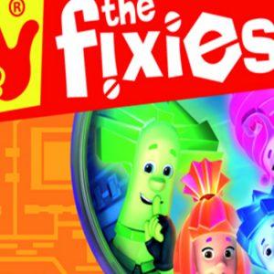کارتون آموزش زبان اسپانیایی fixies