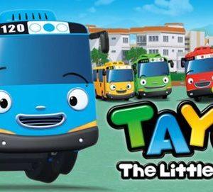 کارتون آموزش زبان آلمانی Tayo Der Kleine Bus