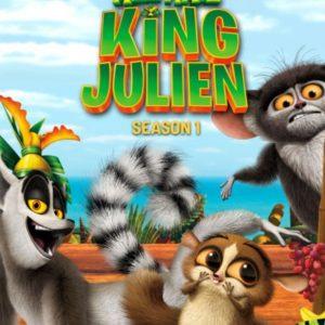 کارتون آموزش زبان انگلیسی All Hail King Julien