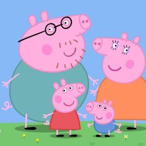 کارتون آموزش زبان چینی Peppa Pig