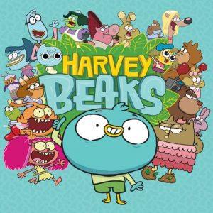 کارتون آموزش زبان انگلیسی Harvey Beaks