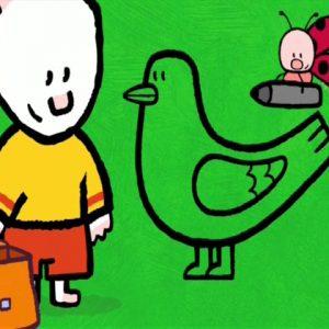 کارتون آموزش زبان چینی louie