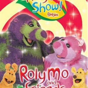 کارتون آموزش زبان انگلیسی Roly Mo Show