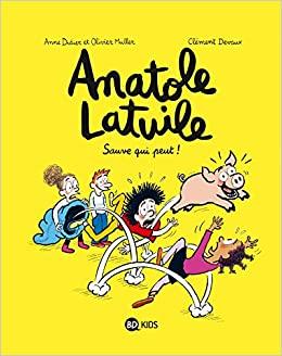 کارتون آموزش زبان فرانسوی Anatole Latuile