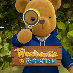 کارتون آموزش زبان انگلیسی Treehouse Detectives