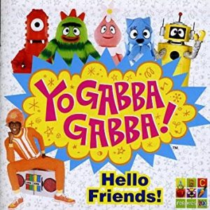 کارتون آموزش زبان انگلیسی Yo Gabba Gabba