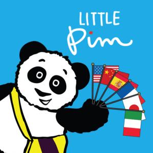 کارتون آموزش زبان چینی Little Pim