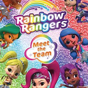 کارتون آموزش زبان اسپانیایی Rainbow Rangers
