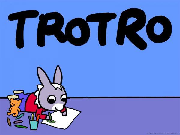 کارتون آموزش زبان آلمانی TROTRO