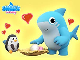 کارتون آموزش زبان انگلیسی Shark Academy