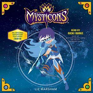 کارتون آموزش زبان انگلیسی Mysticons