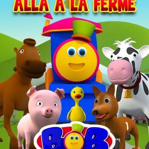 کارتون آموزش زبان فرانسوی Bob le train