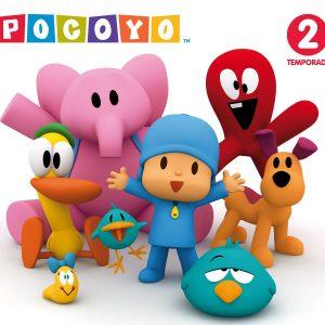 مجموعه جدید زبان انگلیسی Pocoyo 2019