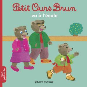 کارتون آموزش زبان فرانسوی Petit Ours Brun