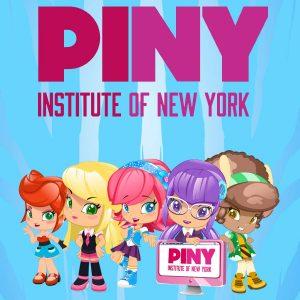 کارتون آموزش زبان فرانسوی PINY Institute of New York