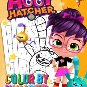 کارتون آموزش زبان انگلیسی Abby Hatcher