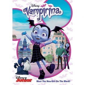 کارتون آموزش زبان انگلیسی Vampirina