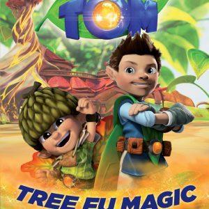 کارتون آموزش زبان انگلیسی Tree Fu Tom