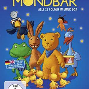 کارتون آموزش زبان آلمانی Mondbär