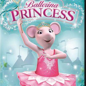 کارتون آموزش زبان انگلیسی Angelina Ballerina
