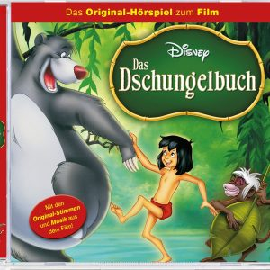 کارتون آموزش زبان آلمانی Das Dschungelbuch