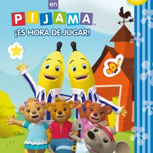 کارتون آموزش زبان اسپانیایی Banana en pijama