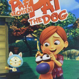 کارتون زبان انگلیسی pat the dog