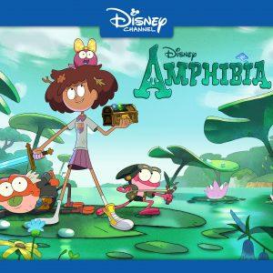 کارتون آموزش زبان انگلیسی Amphibia