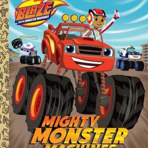 کارتون آموزش زبان انگلیسی 2019 Blaze and the Monster Machines
