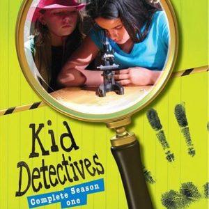 مجموعه آموزش زبان انگلیسی Kid Detectives