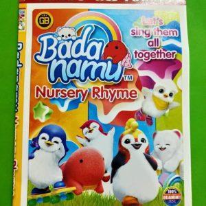 کارتون آموزش زبان انگلیسی Bada nursery rhymes