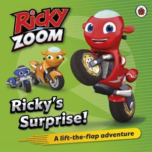 کارتون آموزش زبان آلمانی Ricky Zoom