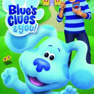 کارتون آموزش زبان انگلیسی Blues Clues and You