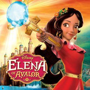 کارتون آموزش زبان انگلیسی Elena of Avalor