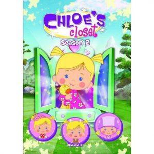 کارتون آموزش زبان اسپانیایی chloes closet