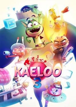 کارتون آموزش زبان فرانسوی KAELOO