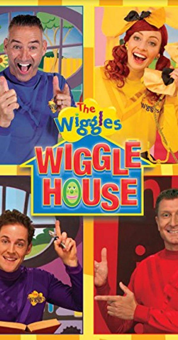 کارتون آموزش زبان انگلیسی Wiggles