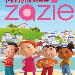 کارتون آموزش زبان فرانسوی Mademoiselle Zazie