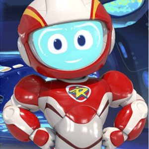 کارتون آموزش زبان چینی space ranger roger