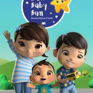 کارتون آموزش زبان انگلیسی Little Baby Bum