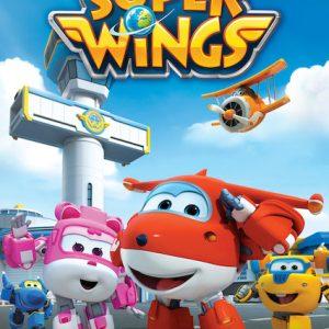 کارتون آموزش زبان اسپانیایی Super Wings