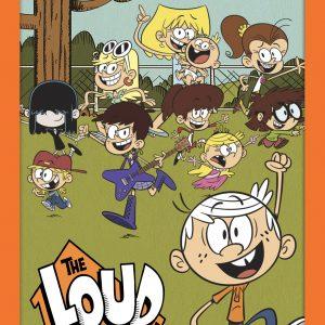 کارتون آموزش زبان انگلیسی The Loud House