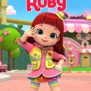 کارتون آموزش زبان انگلیسی Rainbow Ruby