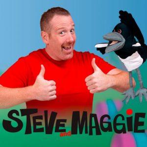 کارتون آموزش زبان اسپانیایی Steve and Maggie