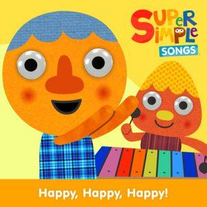 کارتون آموزش زبان انگلیسی Super Simple Songs