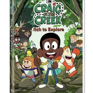 کارتون آموزش زبان انگلیسی Craig of the Creek