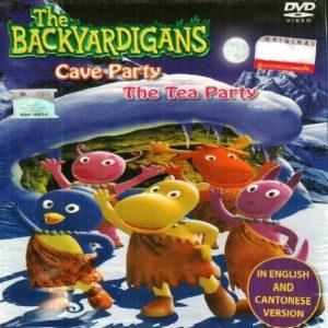 کارتون آموزش زبان فرانسوی Cave party