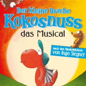 ارتون آموزش زبان آلمانی Der kleine Drache Kokosnuss